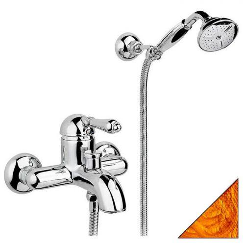 Смеситель Nicolazzi Classica Lusso 3401 GO 75 для ванны и душа