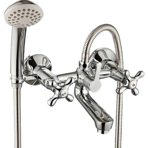 Смеситель Rossinka H H02-83 для ванны с душем