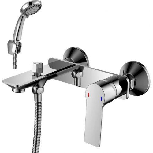 Смеситель Rossinka RS27-31 для ванны с душем
