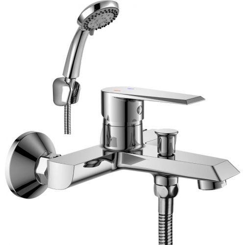Смеситель Rossinka RS28-31 для ванны с душем