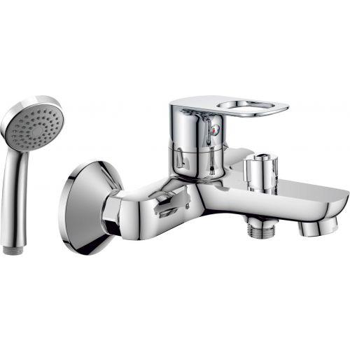 Смеситель Rush Edge ED7735-63 для ванны с душем