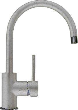 Смеситель Seaman SSC-302 для кухонной мойки, серый