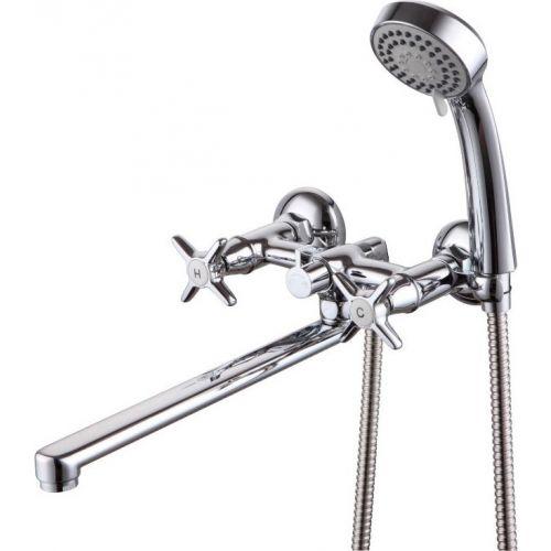 Смеситель SMARTsant Смарт-Рейн SM230002AA для ванны с душем