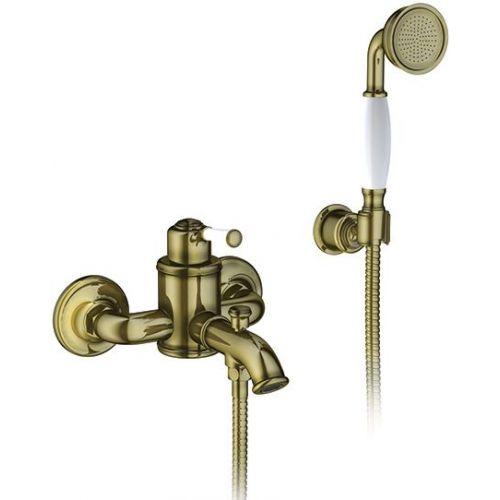 Смеситель Timo Arisa 5314/02Y antique для ванны с душем