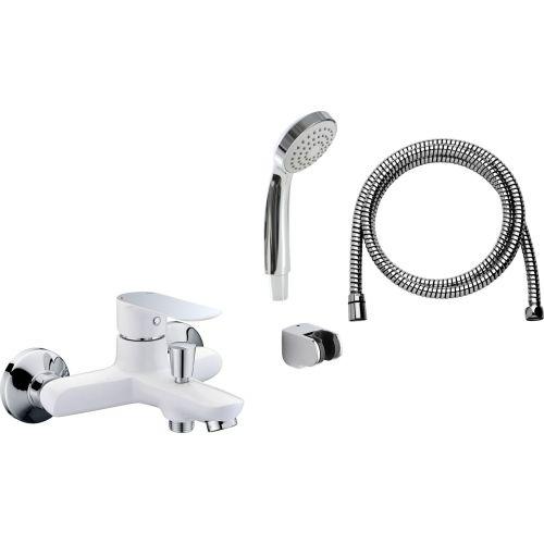 Смеситель Triton Панама 16304W-D125 для ванны с душем
