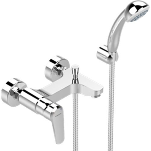 Смеситель Vidima Balance BA267AA для ванны с душем