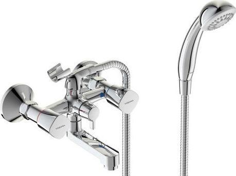 Смеситель Vidima Квадро BA344AA для ванны с душем