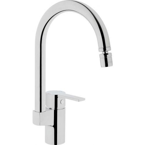 Смеситель VitrA Fold S Sink Mixer A42155EXP для кухонной мойки