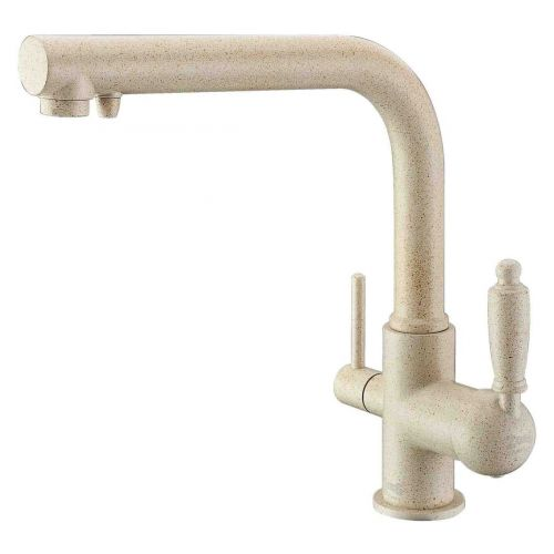 Смеситель Zorg Clean Water ZR 313 YF-33 кварц для кухонной мойки