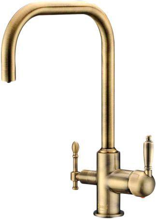 Смеситель Zorg Sanitary Clean Water ZR 318 YF-33 BR для кухонной мойки
