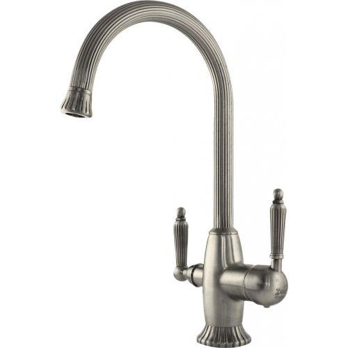 Смеситель Zorg Sanitary ZR 350 YF SATIN для кухонной мойки