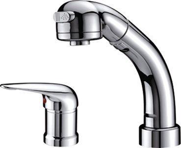 Смеситель Zorg Sanitary ZR155571 для кухонной мойки