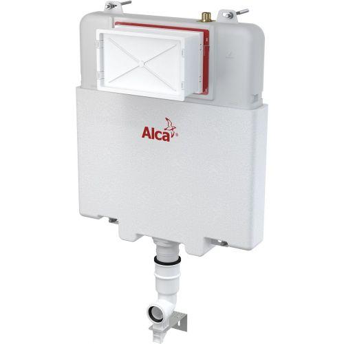 Смывной бачок скрытого монтажа AlcaPlast Basicmodul Slim AM1112B