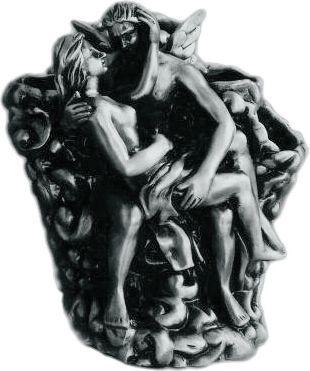 Стакан Art&Max Romantic AM-0081B-T для зубных щеток