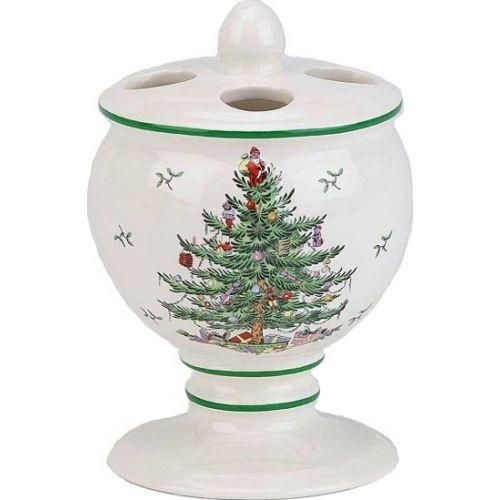 Стакан Avanti Spode Christmas Tree для зубных щеток