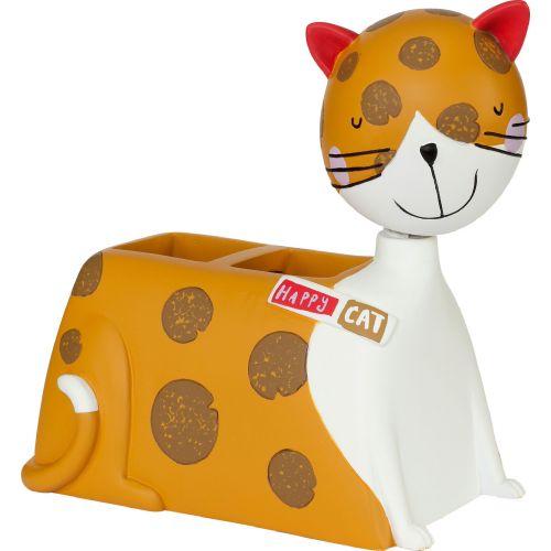 Стакан Creative Bath Kitty KTY60MULT для зубных щёток