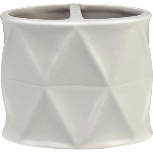 Стакан Creative Bath Triangles для зубных щеток