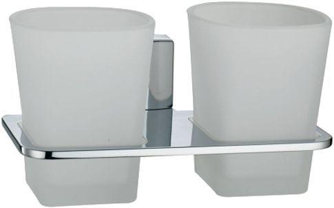 Стакан Wasserkraft Leine K-5028D двойной