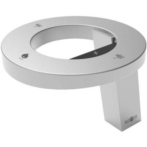Сушилка для рук Nofer Concept 01901.S со смеителем и дозатором для жидкого мыла