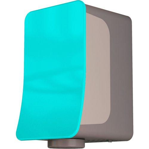 Сушилка для рук Nofer Fusion 01871.TQ зеленая