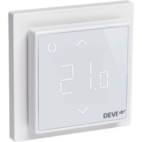 Терморегулятор Devi Devireg Smart Wi-Fi polar white
