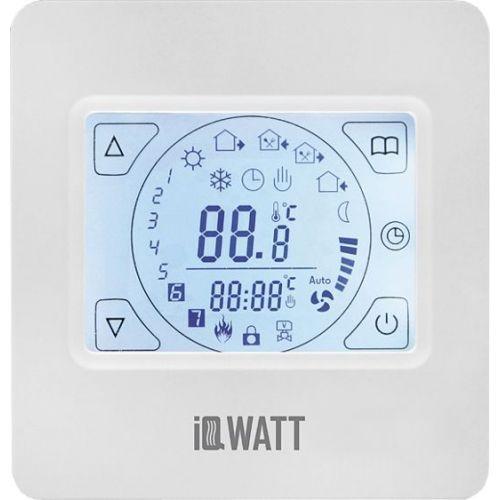 Терморегулятор IQ Watt Thermostat TS белый