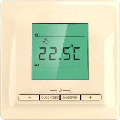 Терморегулятор Теплолюкс TP 515 кремовый