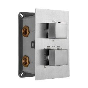 Термостат RGW Shower Panels SP-42-03 С ВНУТРЕННЕЙ ЧАСТЬЮ, для душа