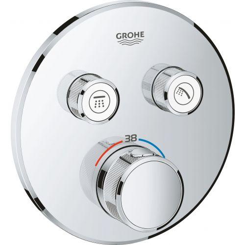 Термостат Grohe Grohtherm SmartControl 29119000 для ванны с душем