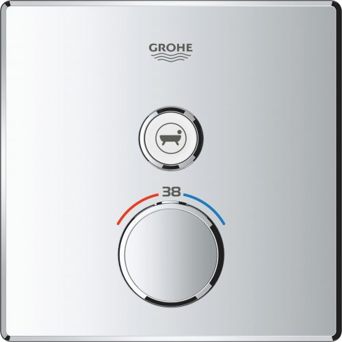 Термостат Grohe Grohtherm SmartControl 29123000 для душа