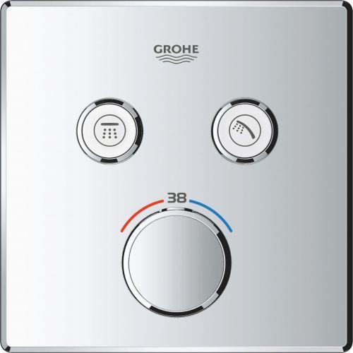Термостат Grohe Grohtherm SmartControl 29124000 для ванны с душем