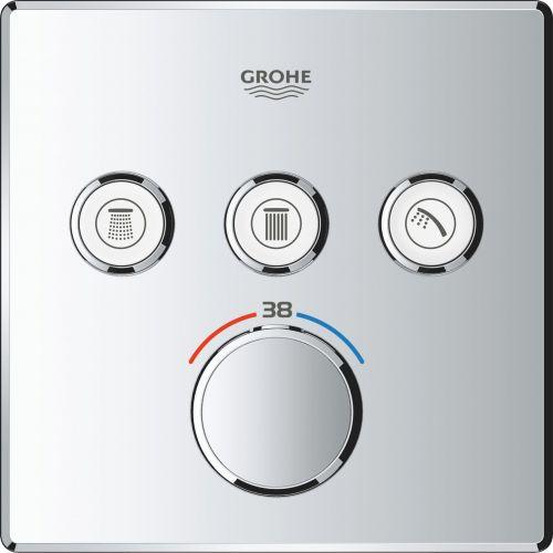 Термостат Grohe Grohtherm SmartControl 29126000 для ванны с душем