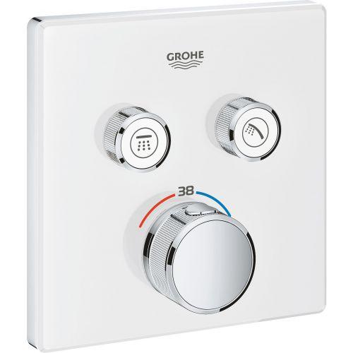 Термостат Grohe Grohtherm SmartControl 29156LS0 для ванны с душем, moon white