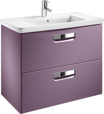 Тумба для комплекта Roca Gap 60 фиолетовая
