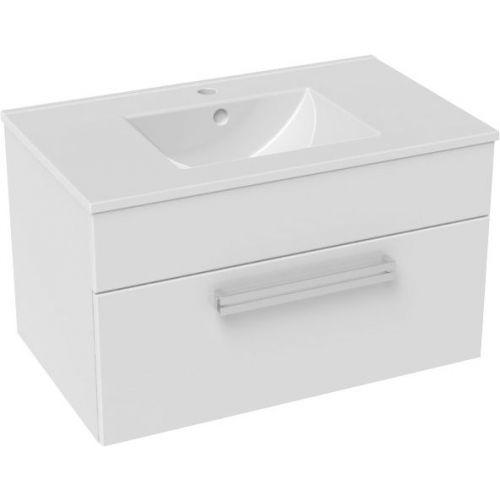 Тумба для комплекта Triton Ника 90 подвесная, 1 ящик, белая
