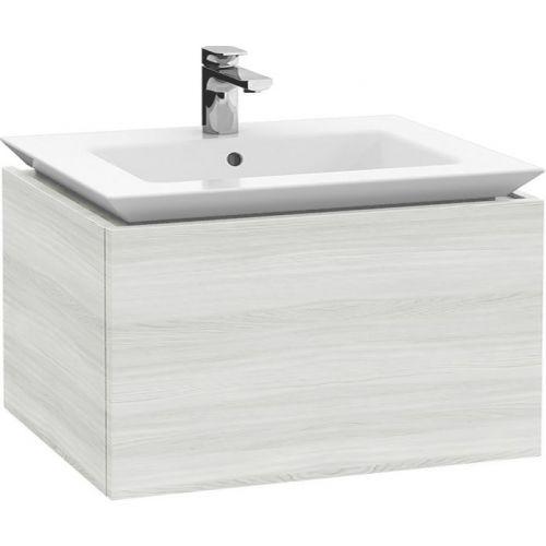 Тумба для комплекта Villeroy & Boch Legato 80 white wood