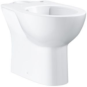 Унитаз-компакт Grohe Bau Ceramic 39349000 безободковый