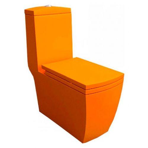 Унитаз-моноблок Arcus 050 orange