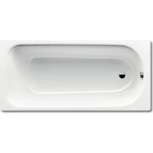 Стальная ванна Kaldewei Advantage Saniform Plus 362-1 с покрытием Anti-Slip и Easy-Clean