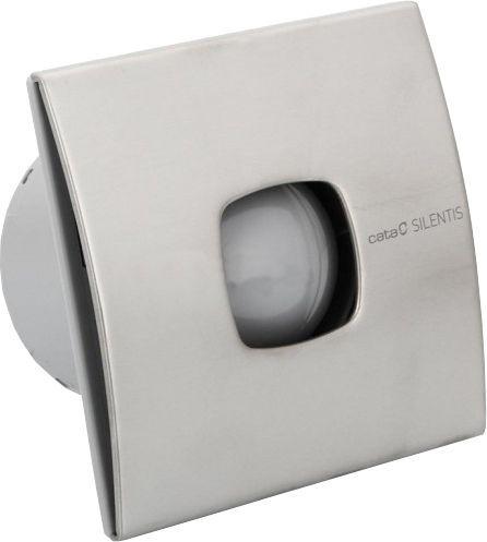 Вытяжной вентилятор Cata Silentis 10 T inox