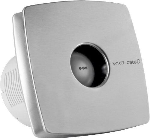 Вытяжной вентилятор Cata X-Mart 12 Timer inox