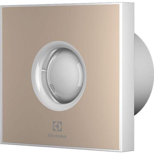 Вытяжной вентилятор Electrolux Rainbow EAFR-120TH с таймером и гигростатом, beige