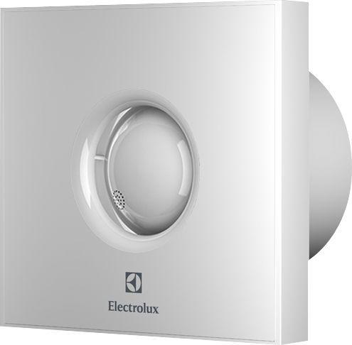 Вытяжной вентилятор Electrolux Rainbow EAFR-120TH с таймером и гигростатом, white