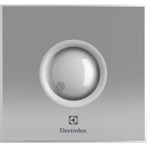 Вытяжной вентилятор Electrolux Rainbow EAFR-150T с таймером, silver