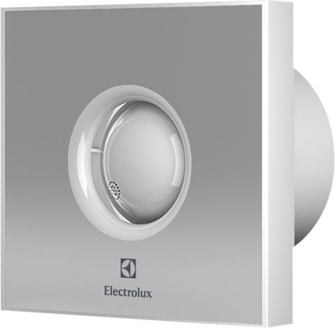 Вытяжной вентилятор Electrolux Rainbow EAFR-150TH с таймером и гигростатом, silver
