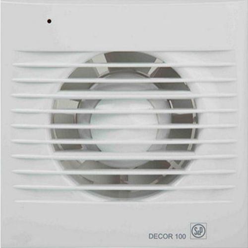 Вытяжной вентилятор Soler&Palau Decor 100CD