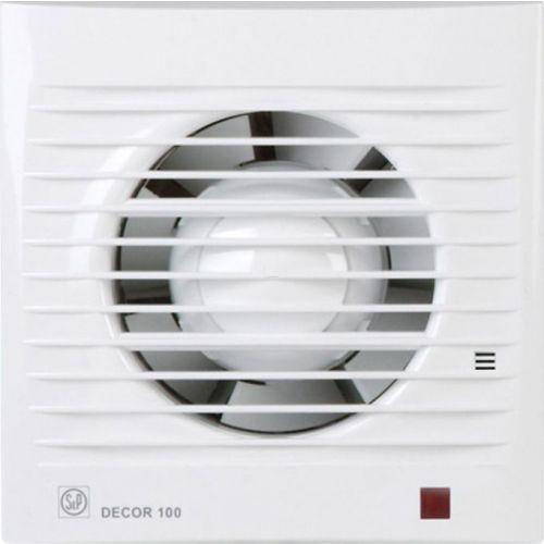 Вытяжной вентилятор Soler&Palau Decor 100CH