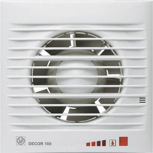 Вытяжной вентилятор Soler&Palau Decor 100CHZ Visual