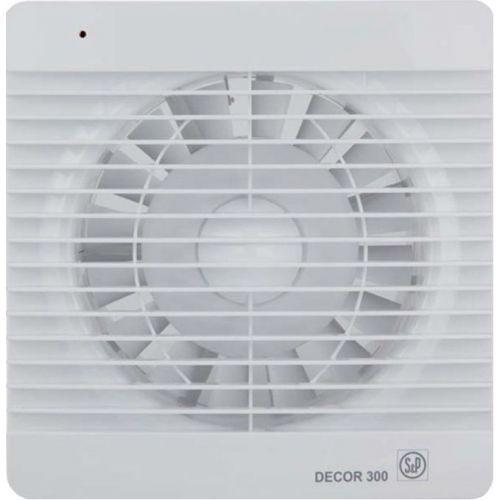 Вытяжной вентилятор Soler&Palau Decor 300C