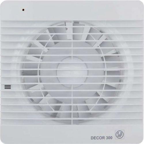 Вытяжной вентилятор Soler&Palau Decor 300H
